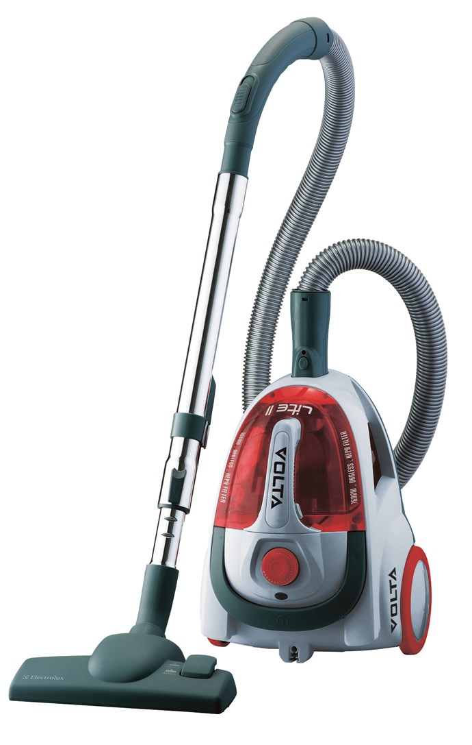 5\. Volta 'Lite II' 1600W barrel vacuum cleaner, $99, from [The Good Guys](https://www.thegoodguys.com.au/).