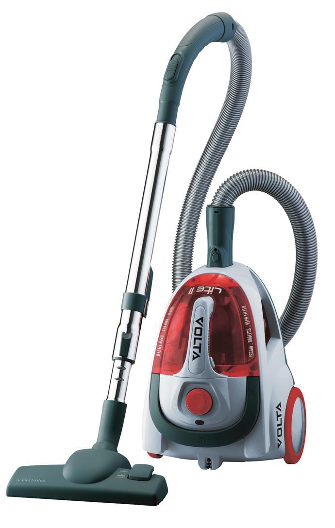 "Volta 'Lite II' 1600W barrel vacuum cleaner, $99, from [The Good Guys](https://www.thegoodguys.com.au/|target=""_blank""|rel=""nofollow"")."