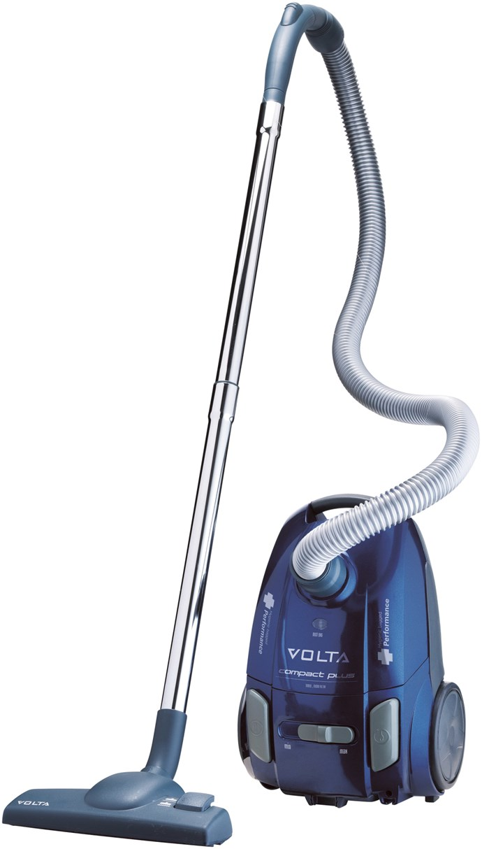 10\. Volta 'Compact Plus' 1600W barrel vacuum cleaner, $89.95, from [The Good Guys](https://www.thegoodguys.com.au/).