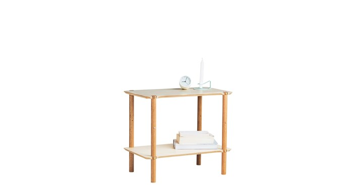 9\. 'Shibui' side table, $595, from [Plyroom](https://www.plyroom.com.au/).