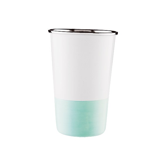 1\. 'San Diego' enamel tumblers, $18 each, from [Sage x Clare](https://sageandclare.com/).