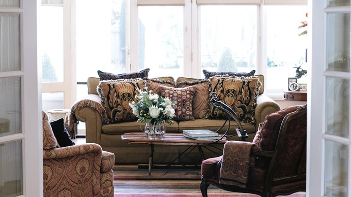 """After living in the U.S. for 10 years, Sarah Price decided to relocate to Bowral, NSW, where she opened a homewares business that exclusively imports the striking, graphic rugs of Dash & Albert. Since 2010, [Winton House](http://www.wintonhouse.com.au/) has grown through (as her daughter, Izzy, describes) Sarah's """"blood, sweat and tears, as well as her absolute heart of gold.""""   Photo: Abbie Melle"""