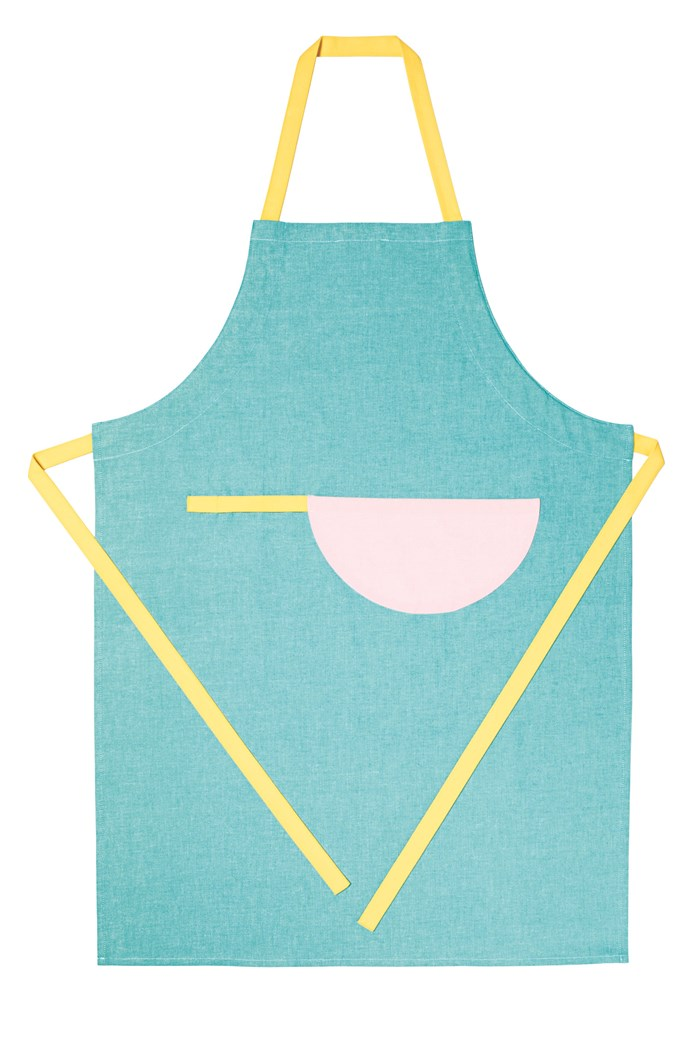Make cooking stains a thing of the past. 'Uddig' apron, $7.99, from [IKEA](www.ikea.com/au/en/).