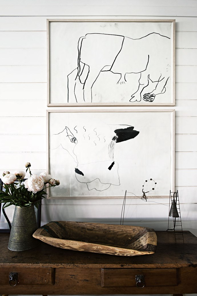 """Charcoal drawing by [Jenny Bell](https://australiangalleries.com.au/artists/jenny-bell/https://australiangalleries.com.au/artists/jenny-bell/