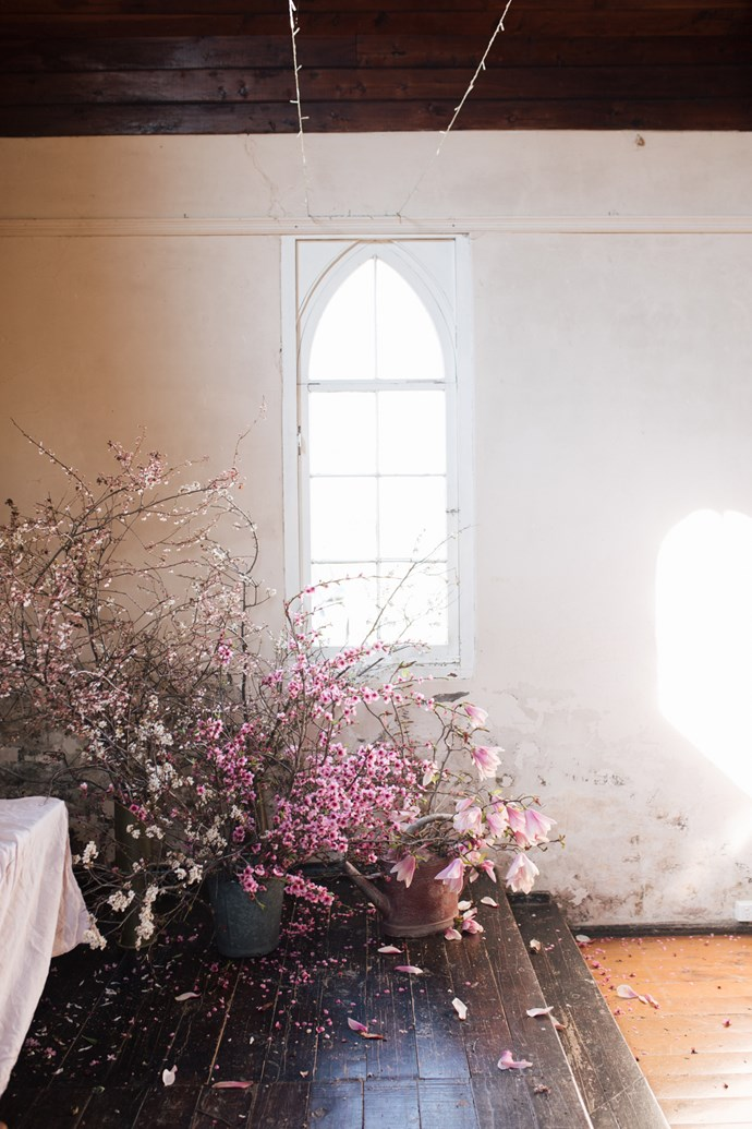 The natural light in this location is perfect for budding photographers. (It's the reason why Sophie Hansen, founder of My Open Kitchen chose this space for her workshops.)   Photo: Annabelle Hickson