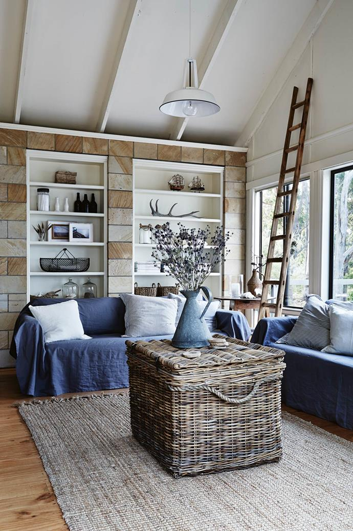 """<P>**PUSHING FURNITURE AGAINST THE WALLS**<p>  <P>However big or small your space, [don't put seating around the edge of a room](https://www.homestolove.com.au/top-10-living-room-styling-mistakes-10512