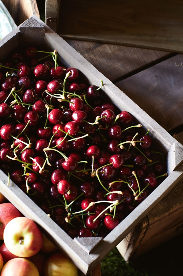 Cherries are in season in Australia from October/November in the eastern mainland states through to late February.