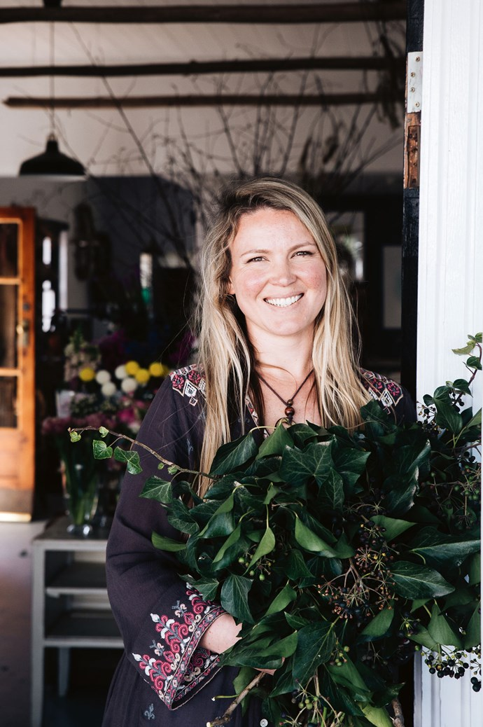 Once a dental assistant in Newcastle, Gabby's move to Cooma was a welcome tree change.