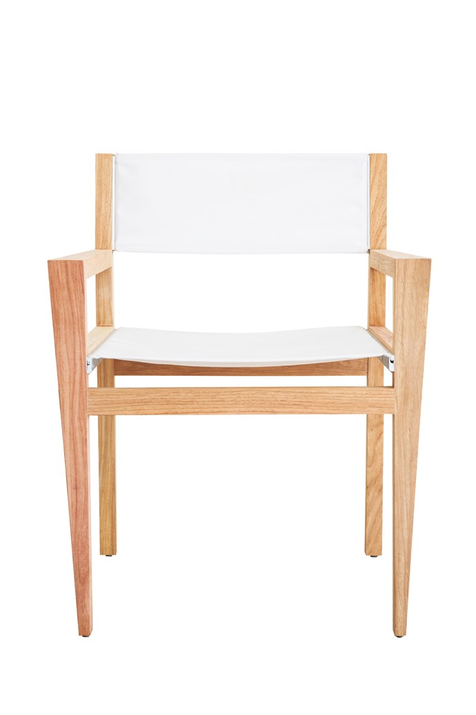 4\. 'Dickie' dining chair in Natural, $1020, from [Robert Plumb](https://robertplumb.com.au/).
