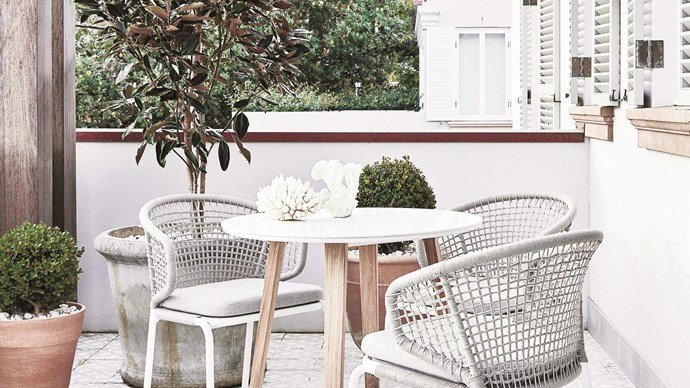 Be our guest, be our guest, put our outdoor chairs to the test! Hot summer days and balmy nights are the perfect reasons to spend time relaxing in open air. Click through for 11 of our best seating furniture picks, ready to accommodate any alfresco party.