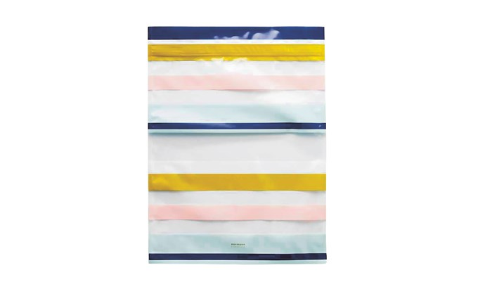 6\. Daily Fiction by Normann Copenhagen 'More is More' zip bag, $12.95/pack of 24, from [BYMR](http://www.bymr.com.au/).