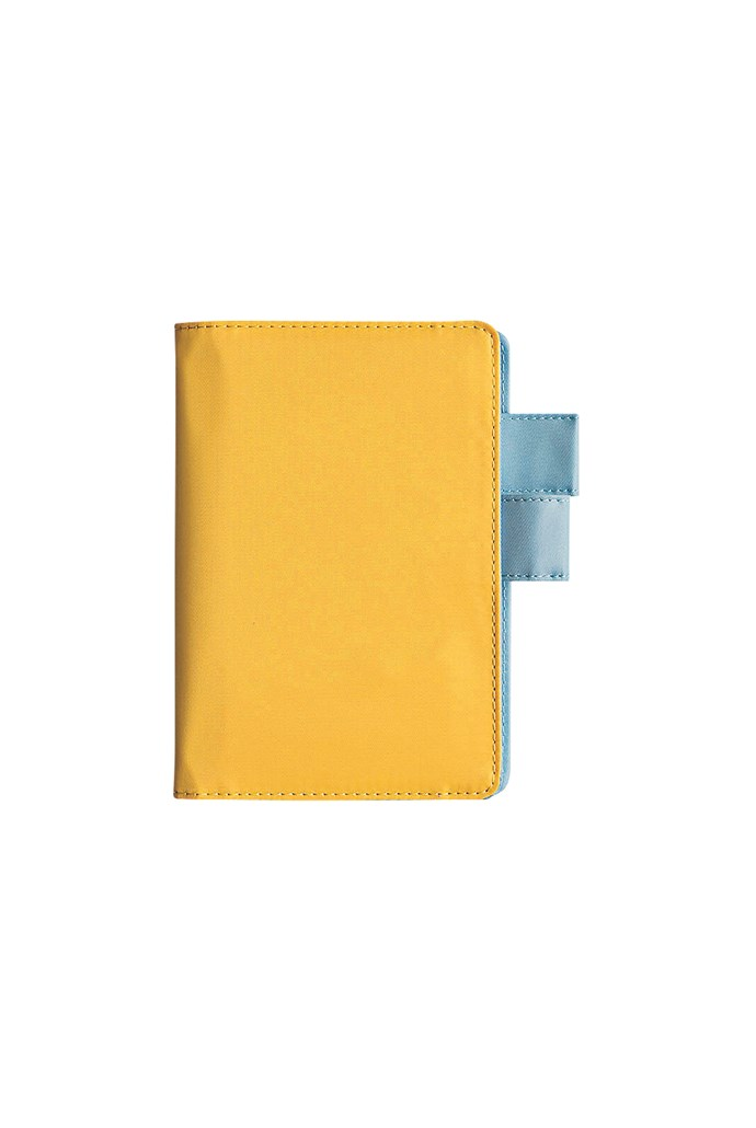 9\. Capture those memories… and plan for new ones. Hobinichi 2018 'Techo' planner and cover in Canary, $69.95, from [Milligram](https://milligram.com/).