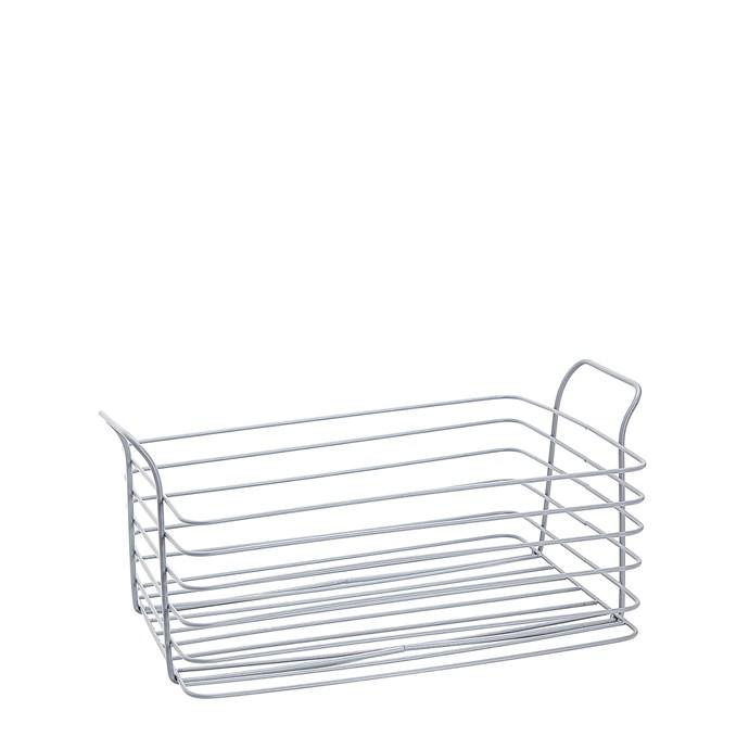 3\. Metal basket with handles, $59.95, from [Zara Home](https://www.zarahome.com/au/).