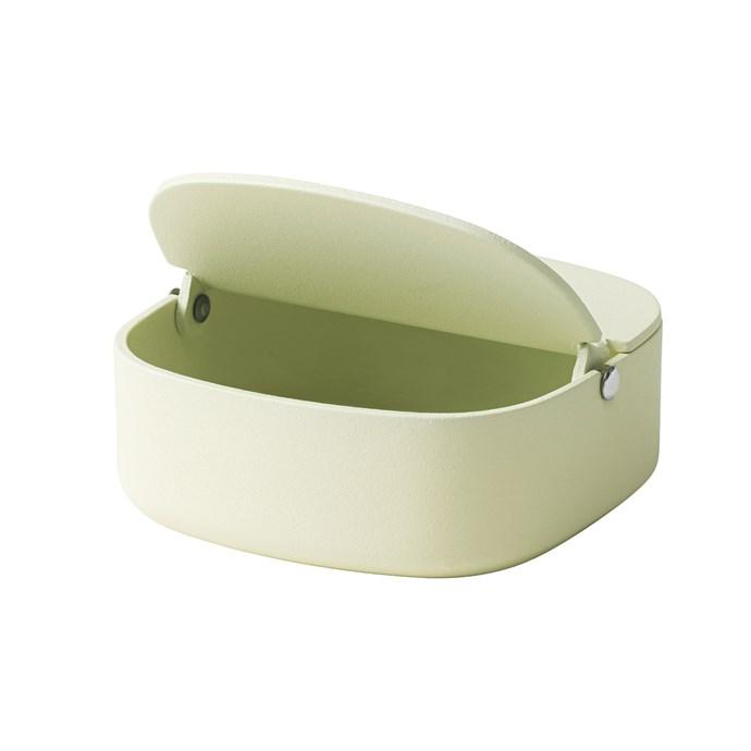 5\. 'Ypperlig' box with lid in Light Green, $4.99, from [IKEA](http://www.ikea.com/au/en/).