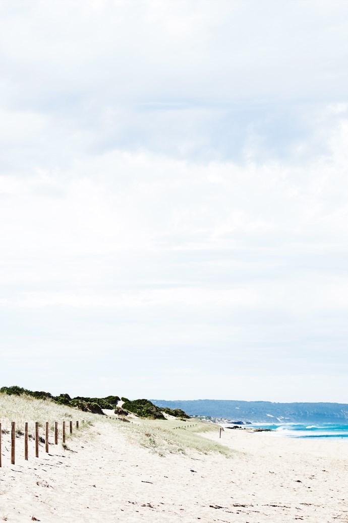 Destination inspiration: Rye Ocean Beach, Victoria.  | Photo: Lisa Cohen
