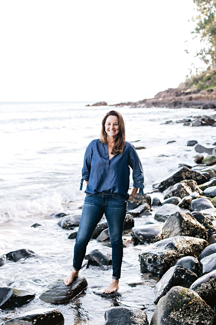 """""""There's so much beauty surrounding me here,"""" says Anna, who often visits neighbouring [Noosa Heads](https://www.homestolove.com.au/a-luxury-noosa-holiday-home-by-mim-design-6146