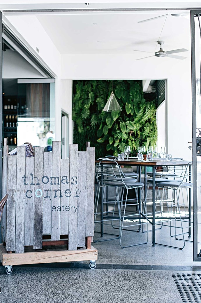 [Thomas Corner Eatery](https://www.thomascorner.com.au/). This bright restaurant has been loved by locals since 2010. Chef David Rayner's fresh, seasonal dishes are best enjoyed at an outdoor table with views to Noosa River. | Photo: Abbie Melle