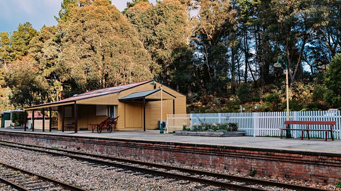 """[**Zig Zag Railway**](https://www.zigzagrailway.com.au/ target=""""_blank"""" rel=""""nofollow"""").<P>  <p>A historic rail line and engineering masterpiece with steam trains. The line is currently closed for repairs after bushfire damage but is on track to reopen in late 2019."""