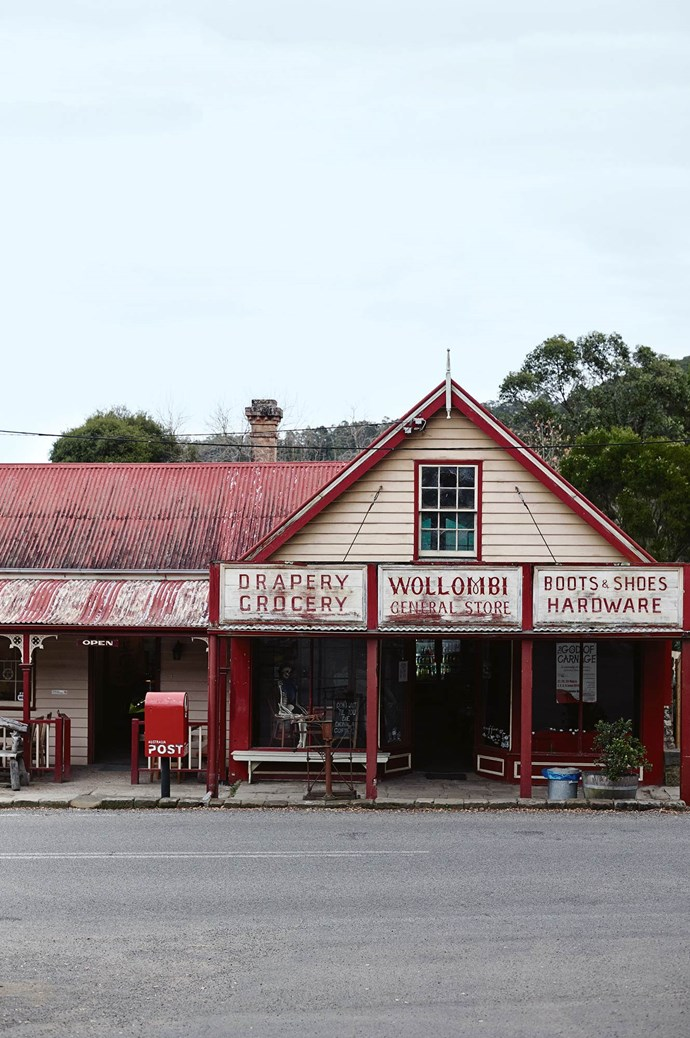 The region can be reached via the historic town of Wollombi. | Photo: Mark Roper