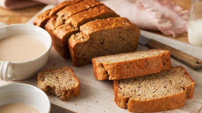 [**Sugar-free banana bread**](http://www.taste.com.au/recipes/sugar-free-banana-bread/a0ebc624-13a3-4f39-a3c9-481530b31b2f). For those looking to cut down on their sugar intake, this is a delicious recipe for light, moist banana bread.