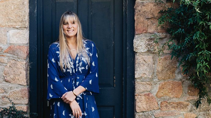 Entrepreneur Jane Cay, mother of three and founder of [Birdsnest](https://www.birdsnest.com.au/) clothing store, mixes functional pieces with a bohemian spirit. | Photo: Abbie Melle
