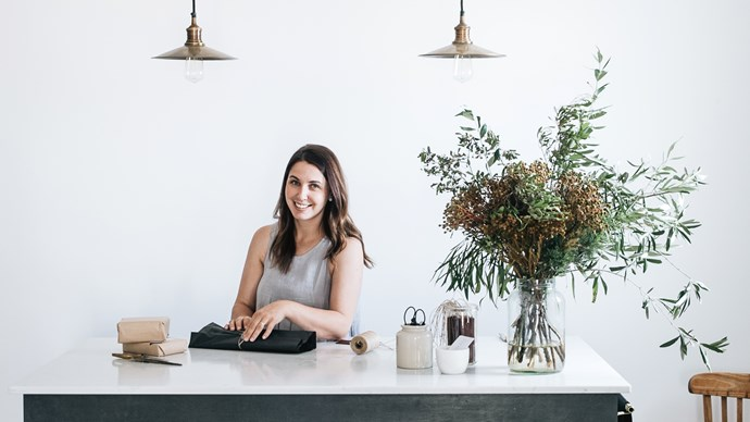 Jemima Aldridge, co-founder of [Saddler & Co. Leather Goods](https://saddlerandco.com.au/), never leaves home without her tote bag — and says simple is best. She chooses her top 10 picks for a natural, clean style balanced with a timeless aesthetic. | Photo: Abbie Melle