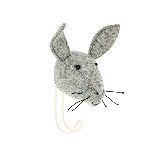 10\. Fiona Walker felt 'Hare' hook, $59.95, from [Leo & Bella](https://leoandbella.com.au/).