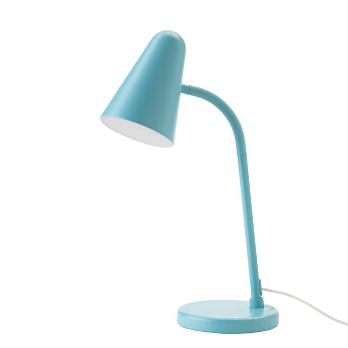 7\. 'Fubbla' lamp in Light Turquoise, $39.99, from [Ikea](https://www.ikea.com/au/en/).