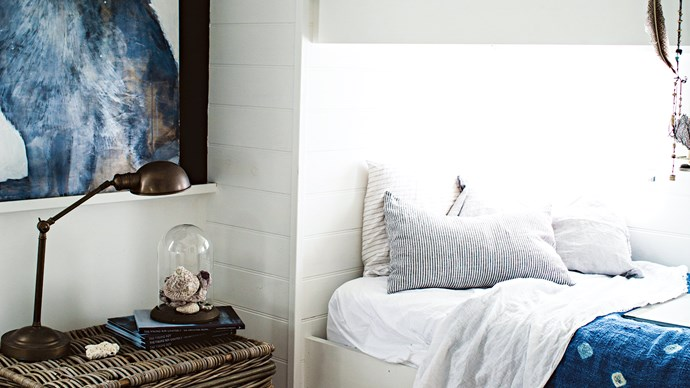 Create a bedroom out of a children's book with these special pieces. We take inspiration from author Vicki Wood (of [Unclebearskin Productions](https://unclebearskin.com/)), who renovated her house with her grandchildren as a top consideration. | Photo: Kara Rosenlund