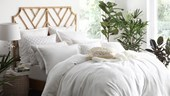 How to store bed linen in winter so it doesn't go musty