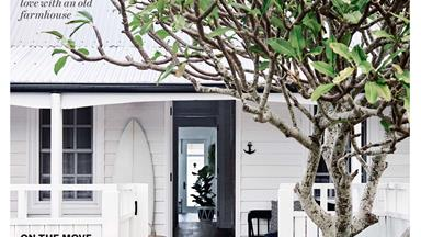 Renovated coastal farmhouse gets a breath of fresh air
