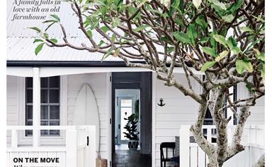 Renovated coastal farmhouse gets a breath of fresh air