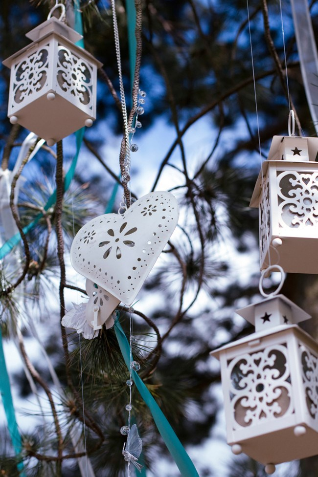 **Extra touches** Add decorative elements like metal or ceramic ornaments or even strings of beads and hang from [tree](http://www.homelife.com.au/gardening/features/autumn+trees+and+shrubs,15279) branches.