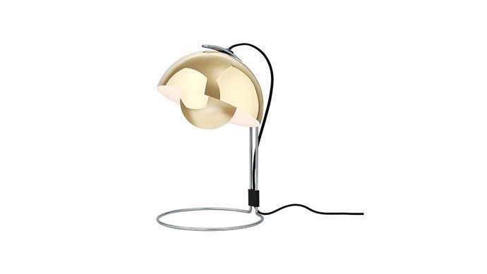 &Tradition 'Flowerpot VP4' lamp, $650, [Great Dane](https://greatdanefurniture.com/).