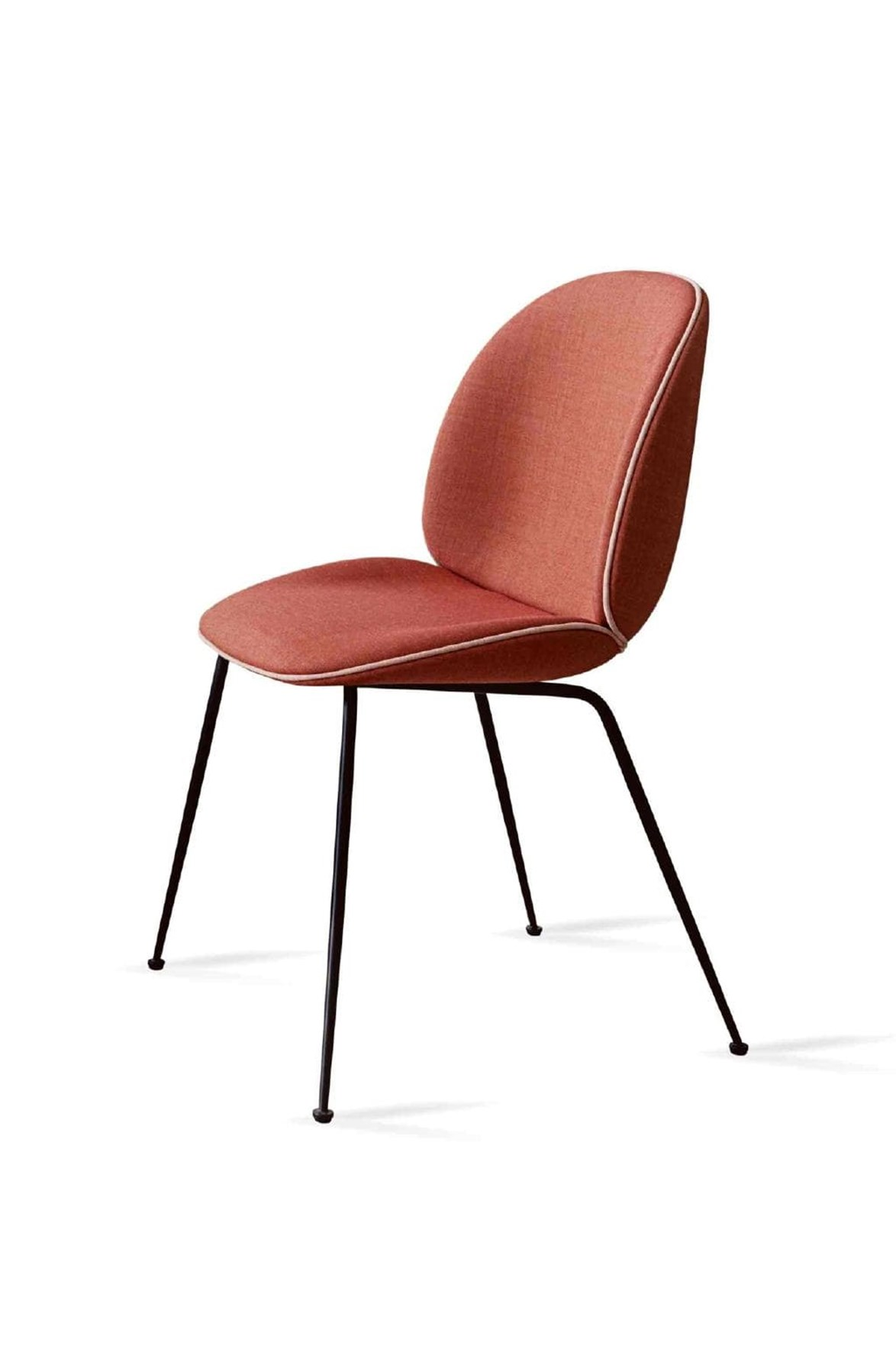 "Gubi 'Beetle' chair from $1389, [Cult](https://cultdesign.com.au/shop/beetle-chair|target=""_blank""