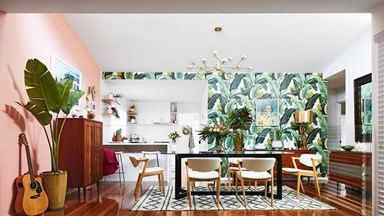 This Sorrento beach shack is given a wild makeover