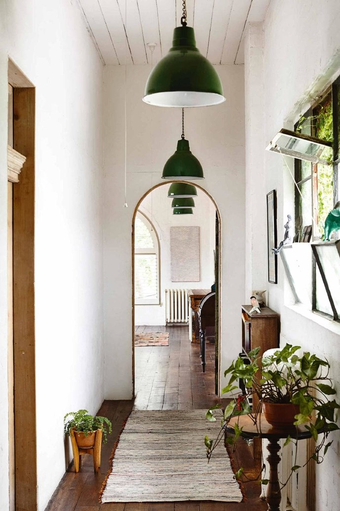 """A line of [pendant lights](http://www.homestolove.com.au/20-pendant-lights-for-any-style-3874
