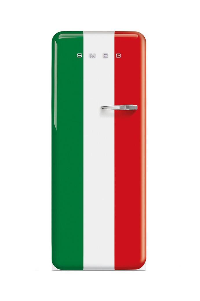 **Italian FAB** In homage to their Italian heritage, this Smeg fridge screams _viva Italia_! [Visit Smeg](http://www.smeg.com.au/).