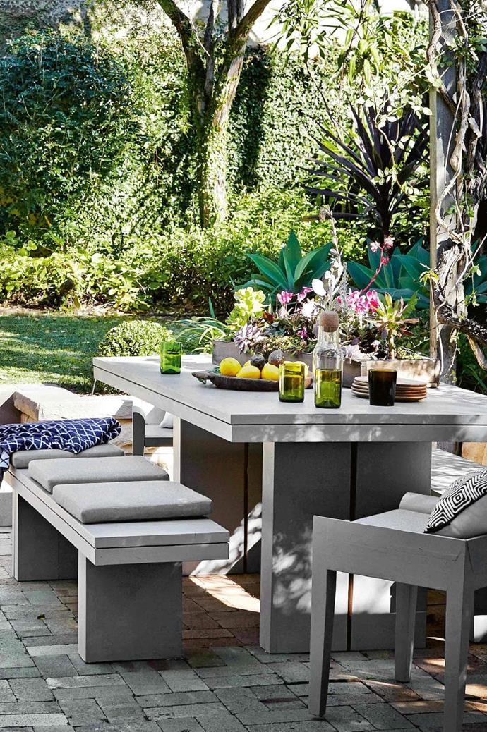 """Give your existing [outdoor furniture](https://www.homestolove.com.au/15-outdoor-furniture-picks-2179