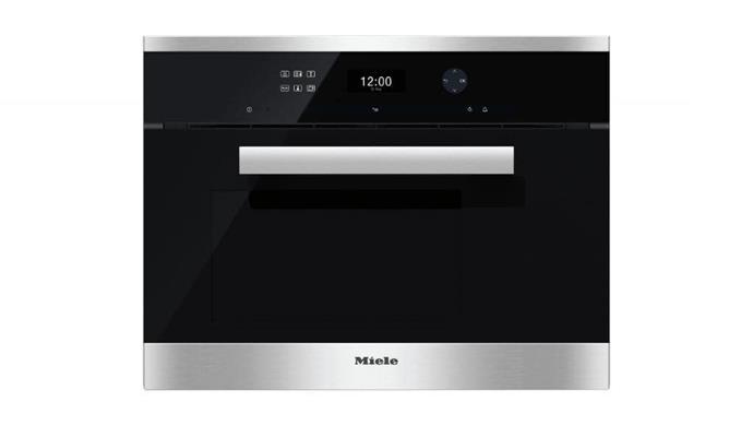 Steam oven: 'DG 6401' oven, $3599, [Miele](http://miele.com.au)