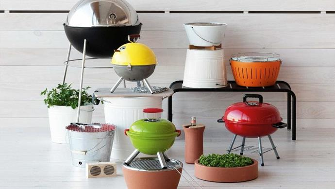 Summer holidays andwarm weather are the perfect excuseto spend more timeoutdoors and to make the most of our favourite Aussie pastime...the barbecue. Here are a few of our top picks...