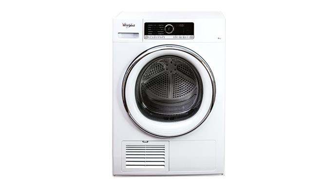 **Dryer** Whirlpool 8kg condenser dryer, $899, [The Good Guys](https://www.thegoodguys.com.au/).