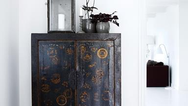 How to perfect incorporating well-loved antique pieces into your home decor