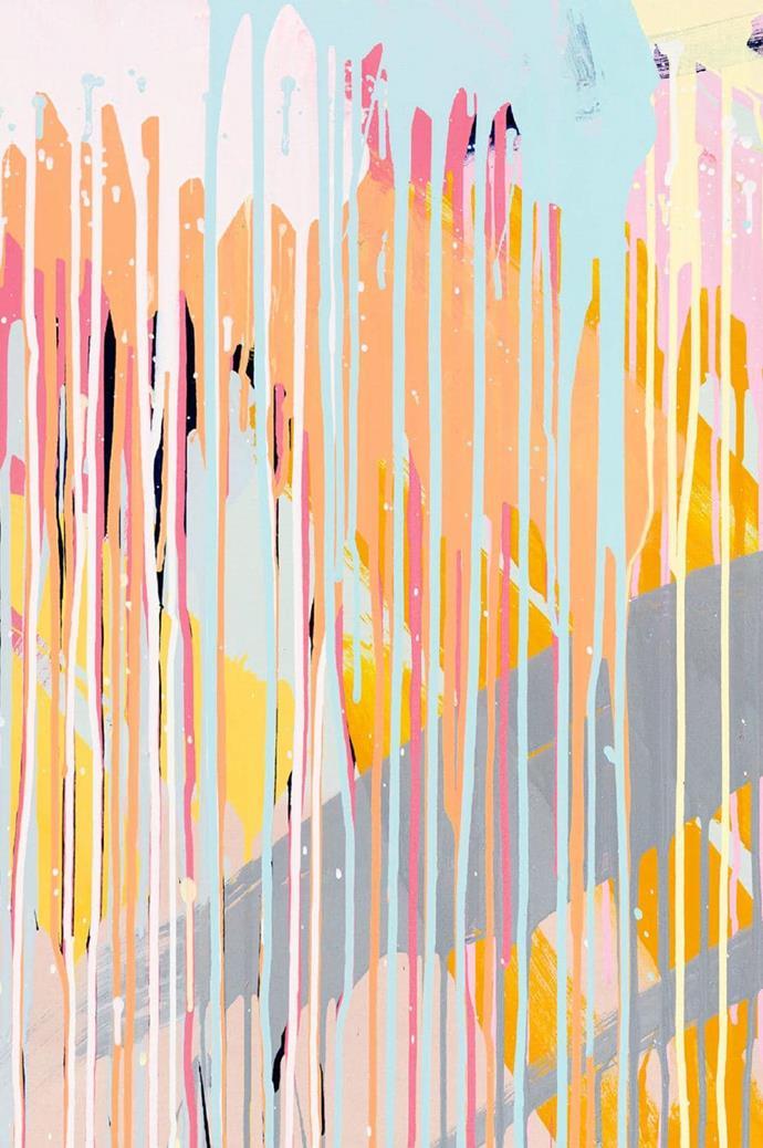#2: Fervor 2 limited-edition giclée print by Rowena Martinich, $925 (unframed), [Greenhouse Interiors](https://greenhouseinteriors.com.au/)