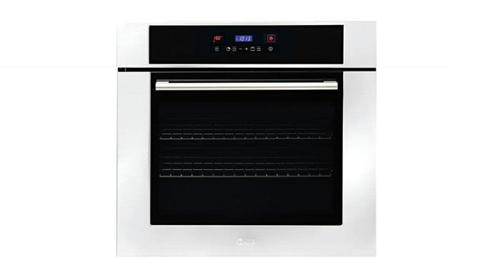 Pyrolytic oven: 'ILO7613XP' 76cm electric oven, $4999, [Ilve](http://ilve.com.au)