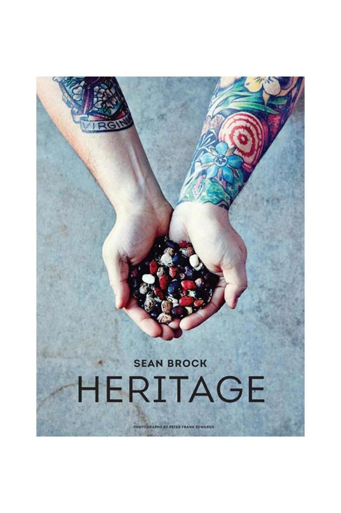 For the foodie: Heritage by Sean Brock