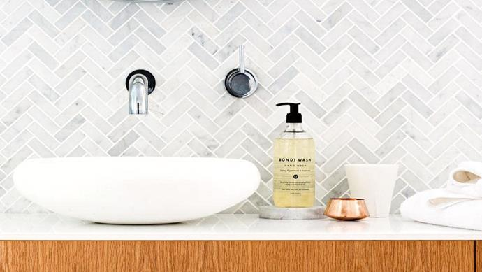 From stunningly simple to graphic patterns, bold colours and textured designs we have a style that's sure to inspire your bathroom renovation Photographer: Brooke Holm, Stylist: Marsha Golemac