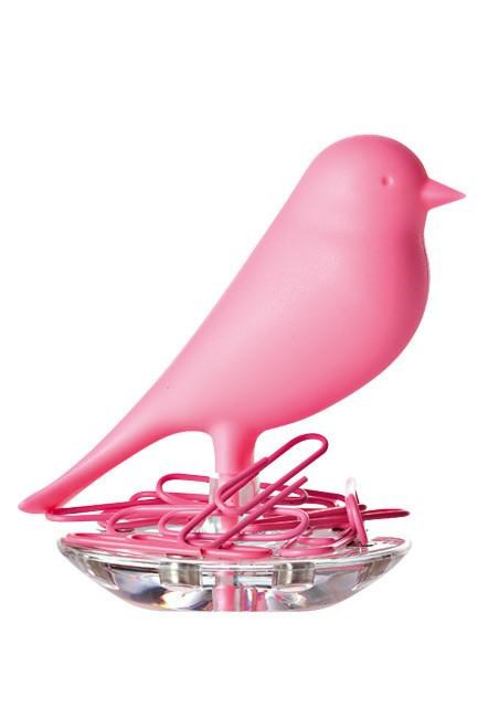 Nest Sparrow in Pink, from [Papier D'Amour](http://www.papierdamour.com.au/).