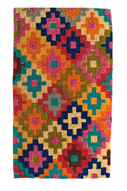 [Anna Chandler](http://www.annachandler.com/catalogue/products.cfm?mpid=418548&catid=45558&pnodes=37313&isp=0) Door Mat, from Crave Wares.