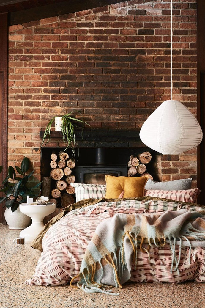 All the latest style buys and new ideas to transform your bedroom into a cosy sanctuary. **Native flora** Inspired by the rich Australian landscape, Sage X Clare's 'Barrku' collection is a celebration of our natural environment, including the 'Rosa' cushion, $149, 'Darcy Ticking' quilt cover, from $179, pillowcases, $45 each, and 'Hannah Check' mohair blanket, $289. Go to [Sage x Clare](https://sageandclare.com/). _Styling by Julia Green and photography by Annette O'Brien_. Stylist: Julia Green, Photographer: Annette O'Brien